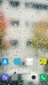 Raindrops CLauncher Samsung Galaxy J7 Duo Theme