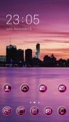 City View CLauncher Android Mobile Phone Theme