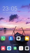 Boat CLauncher Android Mobile Phone Theme