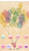 Balloons CLauncher Android Mobile Phone Theme