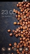 Coffee Beans CLauncher Meizu 16 Plus Theme
