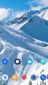 Snow CLauncher Huawei nova 2s Theme