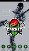Cricket For Life CLauncher Android Mobile Phone Theme