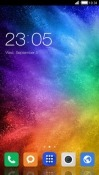 Colorful CLauncher Android Mobile Phone Theme