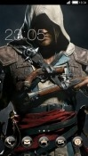 Assassin CLauncher Android Mobile Phone Theme