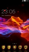 Abstract CLauncher Meizu M9 Note Theme