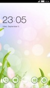 Sundrop CLauncher Samsung Galaxy J7 Duo Theme