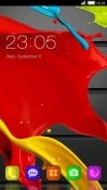 Colors CLauncher Meizu M9 Note Theme