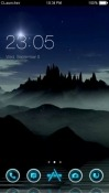 Castle CLauncher Meizu M9 Note Theme