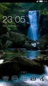 Waterfall CLauncher Asus Zenfone 4 Pro ZS551KL Theme