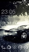 Mustang CLauncher Android Mobile Phone Theme