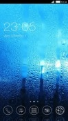 Dew Drops CLauncher Android Mobile Phone Theme
