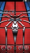 Spider Man CLauncher Android Mobile Phone Theme