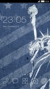 Statue Of Liberty CLauncher Android Mobile Phone Theme