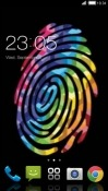 Touch Id CLauncher Android Mobile Phone Theme