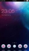 Space CLauncher Huawei Mate X Theme