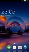 Abstract Circle CLauncher Asus Zenfone 4 Pro ZS551KL Theme