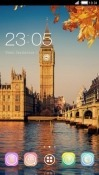 Big Ben London CLauncher Nokia 9 Theme