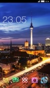 Night City CLauncher RED Hydrogen One Theme