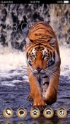 Tiger CLauncher RED Hydrogen One Theme
