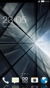 Glass CLauncher Android Mobile Phone Theme
