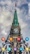 Tower CLauncher Android Mobile Phone Theme