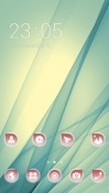 Light CLauncher Android Mobile Phone Theme