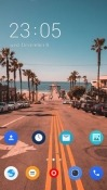 Road CLauncher Android Mobile Phone Theme