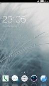 Winter CLauncher Asus Zenfone 4 Max ZC520KL Theme