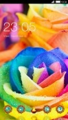 Colorful Rose CLauncher Realme 2 Theme