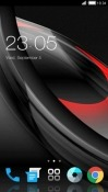 Dark Vision CLauncher LG K4 (2017) Theme