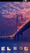 Bridge CLauncher Samsung Galaxy A8+ (2018) Theme