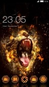 Roar CLauncher Samsung Galaxy A8+ (2018) Theme