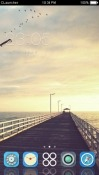 Bridge CLauncher Samsung Galaxy A30 Theme
