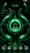 Tron Legacy CLauncher Alcatel Idol 5 Theme