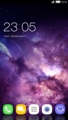 Purple Sky CLauncher Asus Zenfone 4 Pro ZS551KL Theme
