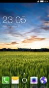 Field CLauncher Samsung Galaxy Tab A 10.5 Theme