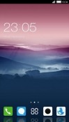 Nature CLauncher Samsung Galaxy Tab A 10.5 Theme