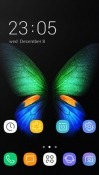 Galaxy Fold CLauncher Android Mobile Phone Theme
