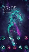 Fantasy CLauncher Android Mobile Phone Theme