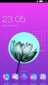 Download Free Lotus CLauncher Mobile Phone Themes