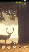Deer CLauncher HTC Desire 820s dual sim Theme