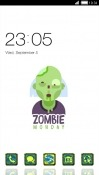 Download Free Zombie CLauncher Mobile Phone Themes