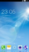 Sky CLauncher Vivo X27 Pro Theme