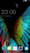 Feathers CLauncher Android Mobile Phone Theme