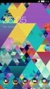 Abstract Art CLauncher Asus Zenfone 4 Pro ZS551KL Theme