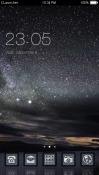 Night Sky CLauncher Asus Zenfone 4 Pro ZS551KL Theme