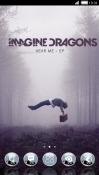 Imagine Dragons CLauncher LG Stylus 2 Plus Theme