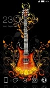 Guitar CLauncher Infinix Hot S4 Theme