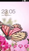 Butterfly CLauncher Samsung Galaxy Tab A 10.5 Theme